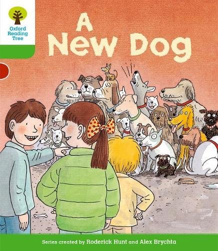 Oxford Reading Tree: Level 2: Stories: A New Dogの詳細を見る