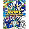 Sonic Coloring Book: Ultimate Color Wonder Sonic The Hedgehog Coloring Book Pages  Wonderful Gift for Kids And Adults