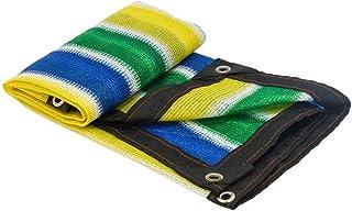 adecuados para privacidad resistente a los rayos UV toldos Lona alquitranada Red de protección malla protectora solar protección solar múltiples tamaños pueden e toldos toldos de tela de lona