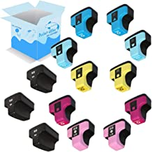 Perfect-Office Compatible for HP 02 HP02XL Ink Cartridge Compatible for HP PhotoSmart D7260 D7255 D7263 D7268 D6160 D7155 Printer (3Black 2Cyan 2Magenta 2Yellow 2Light Cyan 2Light Magenta)