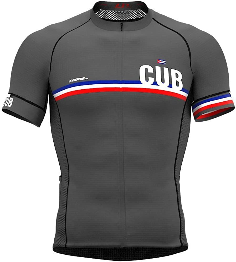 Cuba Code Short Sleeve Direct stock discount Cycling for PRO Jersey Men OFFicial shop