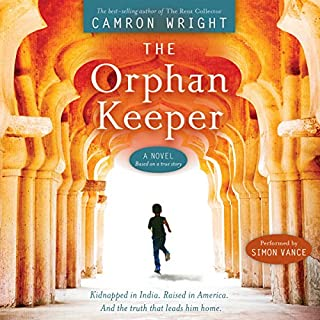 The Orphan Keeper cover art