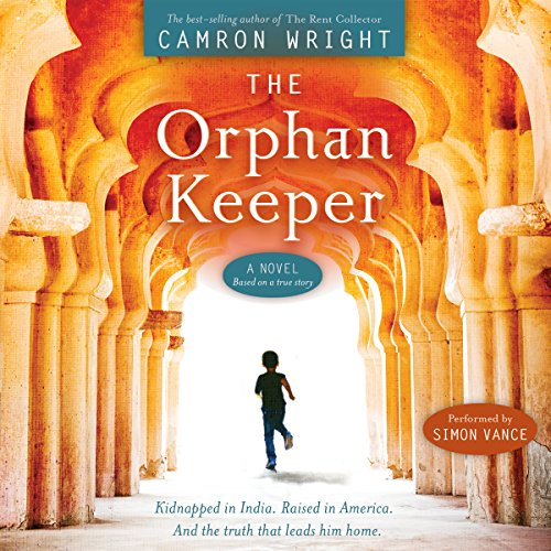 The Orphan Keeper audiobook cover art