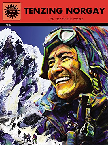 TENZING (English Edition)