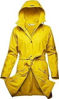 Essential Abrigo Impermeable Jacket, Mujer