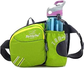 bulingbulingseason Waist Bags Running Pack Women Men Waist Sack Pouch Belt Purse Mobile Phone Storage Pocket