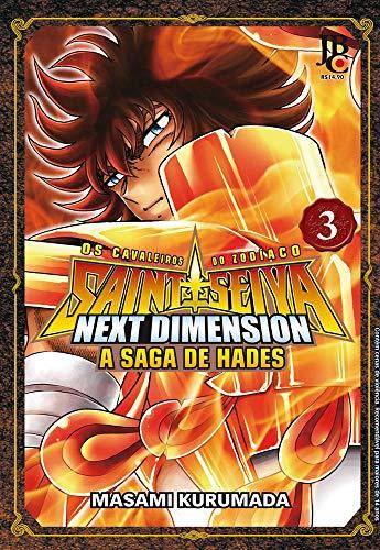 Cavaleiros do Zodíaco (Saint Seiya) - Next Dimension: A Saga de Hades - Volume 3