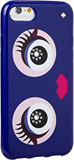 Kate Spade New York Jeweled Monster Phone Case for iPhone 7 Cellphone Case Purple Multi