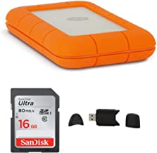 Best portable hard drive with sd card reader Reviews