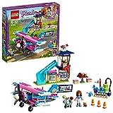 LEGO Friends - Excursión en Avión por Heartlake City, Juguete con Mini Muñeca de Olivia para Construir y Crear Aventuras, Incluye Avión y Figura de Robot (41343) , color/modelo surtido