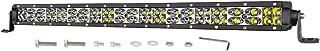 Led Light Bar 22 Inch, Auto Power Plus 180W Ultra Slim Dual Row Off Road Light Bar Driving Fog Lights led work lights Waterproof led lights for Off Road Jeep Truck UTV ATV SUV Car,2 Years Warranty