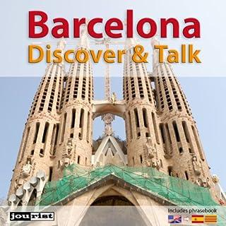 Barcelona (Discover & Talk) audiobook cover art