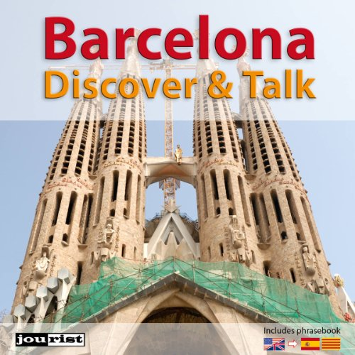 Barcelona (Discover & Talk) cover art