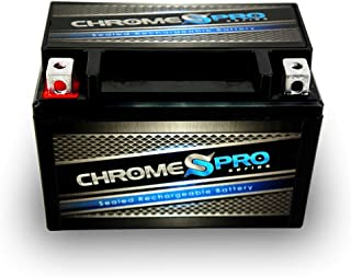 Rechargeable - YTX12A-BS High Performance Replacement Power Sports Battery - for Motorcycles, ATV`s, and Scooters