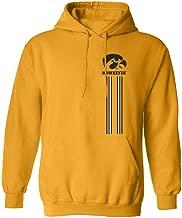 CornBorn Choose Your Favorite Design - Iowa Hawkeyes Hooded Sweatshirt