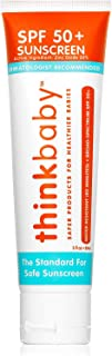 Thinkbaby Safe Sunscreen SPF 50+ (3 ounce)