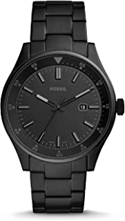 Fossil Mens Quartz Watch, Analog Display and Stainless Steel Strap FS5531