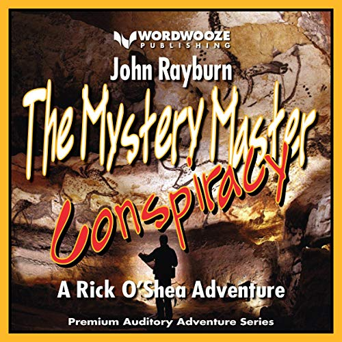 The Mystery Master - Conspiracy audiobook cover art