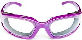 Onion Goggles Tear Free Purple Chopping Kitchen BBQ Glasses