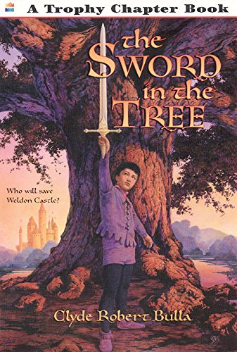 The Sword in the Tree (Trophy Chapter Book)