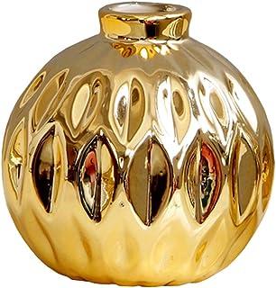 B Blesiya Mini keramische vazen - decoratieve vaas bloemflessen - handgemaakte Scandinavische stijl bloempot - Home Decor ...