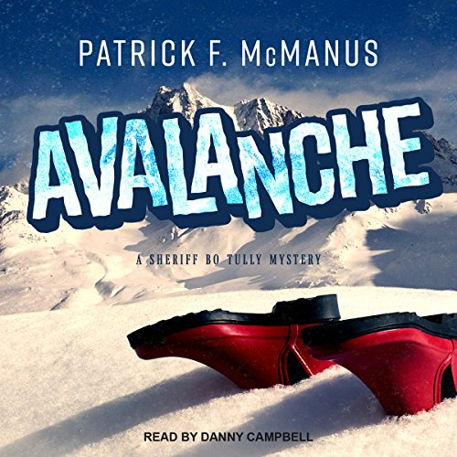 Avalanche audiobook cover art