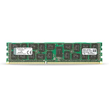 PC3-10600R 1333MHz DDR3 ECC Registered Memory Kit for a Supermicro X8DAH+ Server Certified Refurbished 14x4GB 56GB