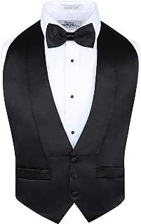low cut waistcoat