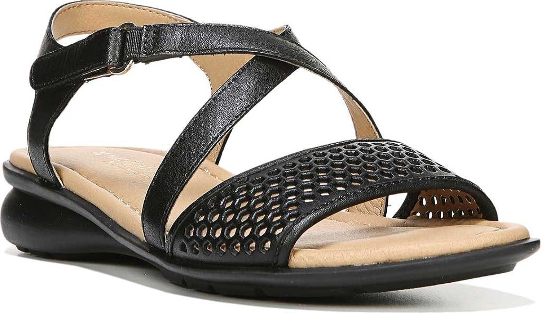 Naturalizer Juniper Women N S Open Toe Synthetic Tan Sandals