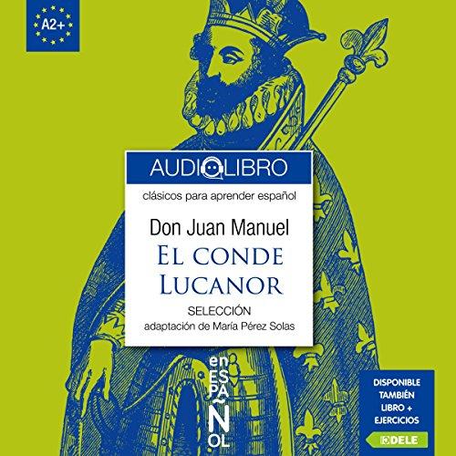 El Conde Lucanor 2 audiobook cover art