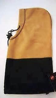 Hot Headz Polarex 6-in-1 Fleece Hood - Camel/Black
