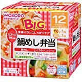 BIGサイズの栄養マルシェ 鯛めし弁当 110g+80g 製品画像