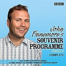 John Finnemore's Souvenir Programme - Series 5 Complete
