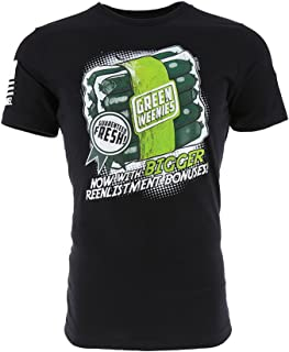 Nine Line Green Weenie Men's T-Shirt