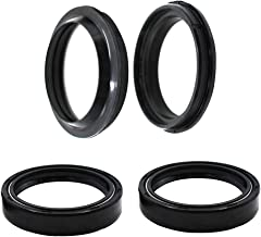 Road Passion 41x54x11mm Front Fork Oil Seal and Dust Seal Kit for Honda VFR400 R 1990-1992 /VFR750 F 1988-1996 /VFR800 F/W/X 1998-1999
