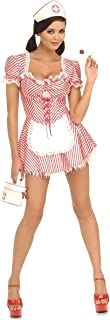 Candy Striper Nurse Adult Costume - Plus Size