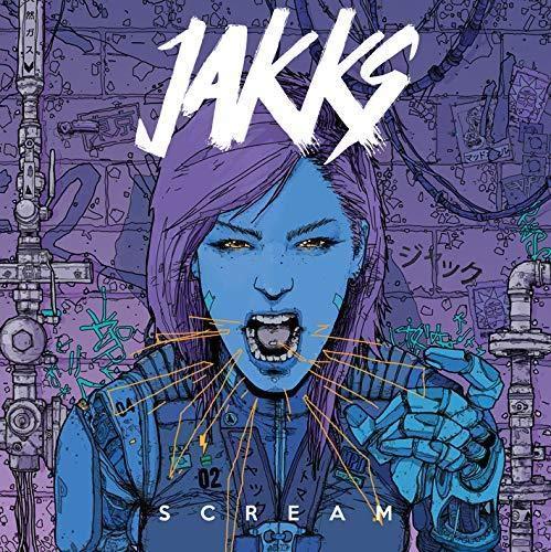 Scream (Japanese Bonus Material)