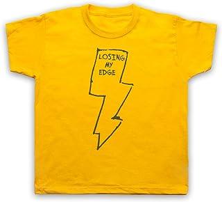 Inspirado Por LCD Soundsystem Losing My Edge No Oficial Camiseta Para Niños