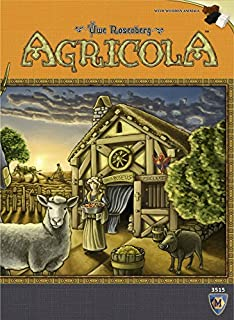 Agricola (B01DREMT68) | Amazon price tracker / tracking, Amazon price history charts, Amazon price watches, Amazon price drop alerts