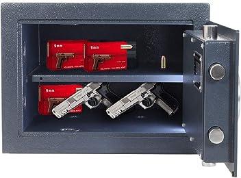 Secureo Einsteck-Innent/ürschloss ES 921 Buntbartschloss Eckstulp 235x20 mm 55//72//8 mm DIN links