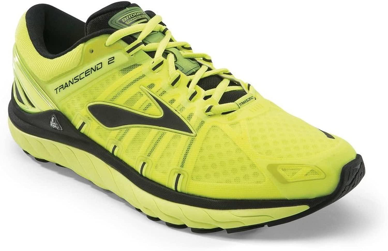 Brooks Sautopa Sportiva Transcend 2 Lime Nero EU 40.5 (US 7.5)