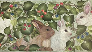 Best rabbit wallpaper border Reviews