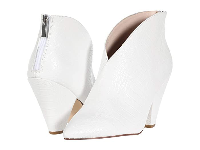 Chinese Laundry  Rudie (White Reptile) Womens Shoes