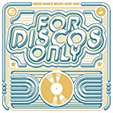 For Discos Only: Indie Dance Music From Fantasy And Vanguard Records [Vinilo]