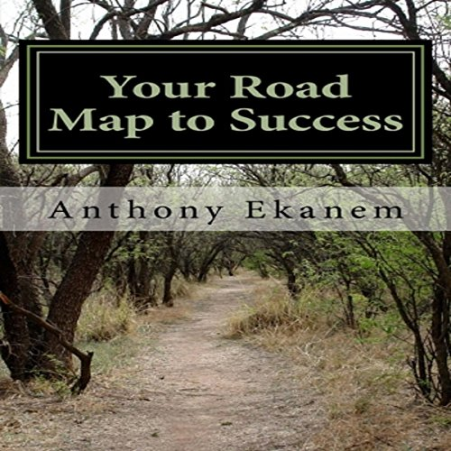 Your Road Map to Success audiobook cover art