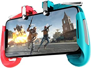 Gaming Joystick Gamepad Trigger Fire Button L1R1 Shooter Stretchable PUBG Game Controller For IOS Android Phone