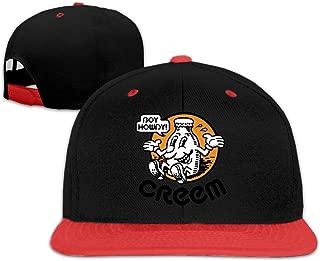 Boy Howdy! CREEM mag Unisex Adult 100% Cotton Adjustable Hip-Hop Baseball Cap Plain Hat White