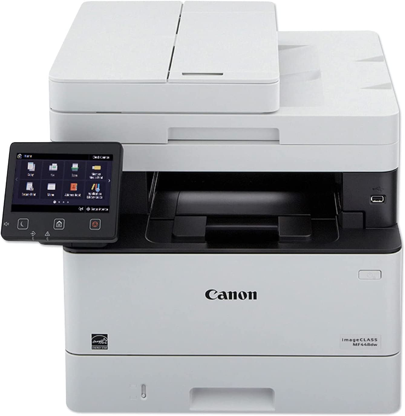 Canon imageCLASS Max 63% OFF MF448dw Finally popular brand - All One in Wireless Mobile-Ready Du