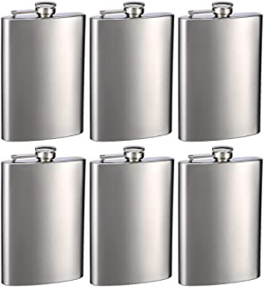 different types of flasks