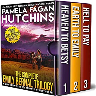 The Complete Emily Bernal Trilogy cover art
